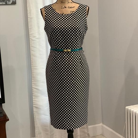 Jones Studio Dresses & Skirts - Jones Studio Separates polka dot dress size 6